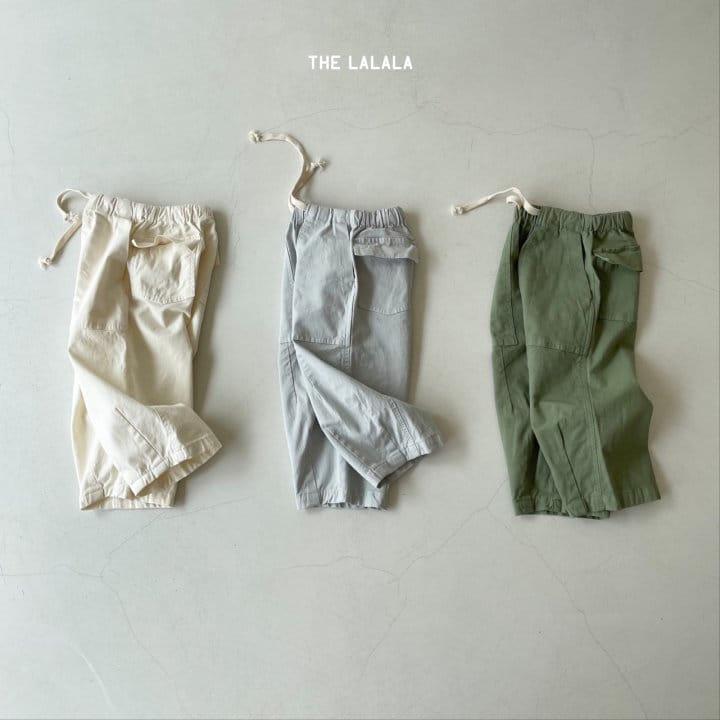 THE LALALA - Korean Children Fashion - #Kfashion4kids - Toms Pants - 5