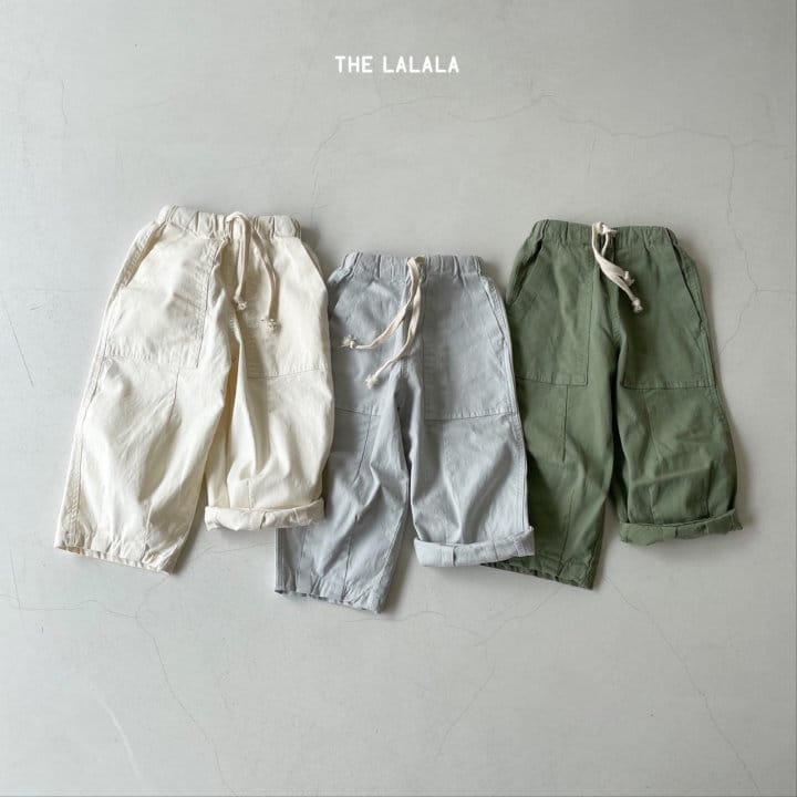 THE LALALA - Korean Children Fashion - #Kfashion4kids - Toms Pants - 6