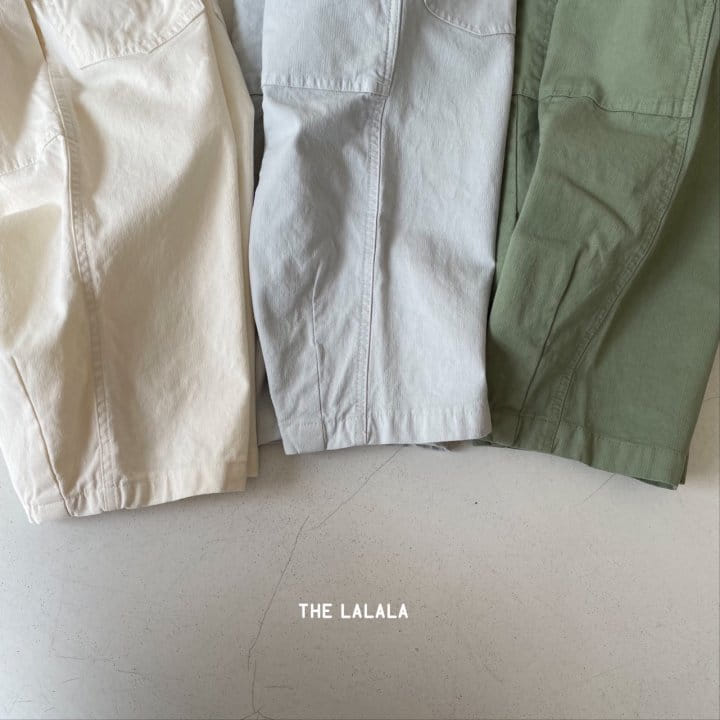 THE LALALA - Korean Children Fashion - #Kfashion4kids - Toms Pants - 8