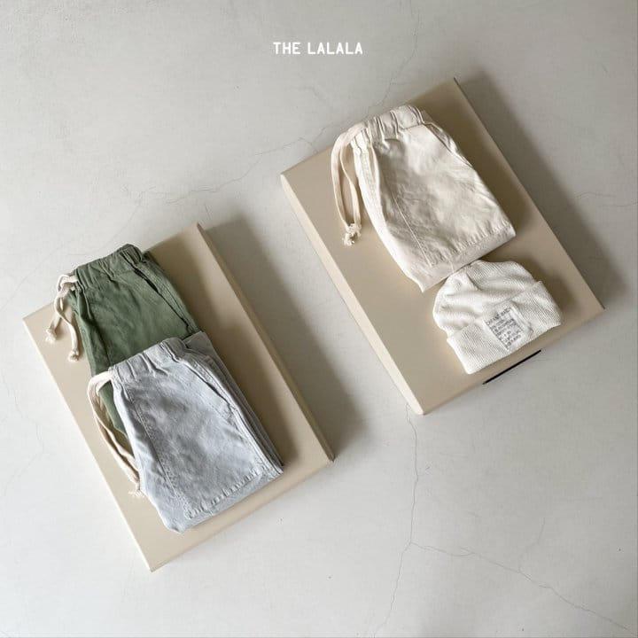 THE LALALA - Korean Children Fashion - #Kfashion4kids - Toms Pants - 9