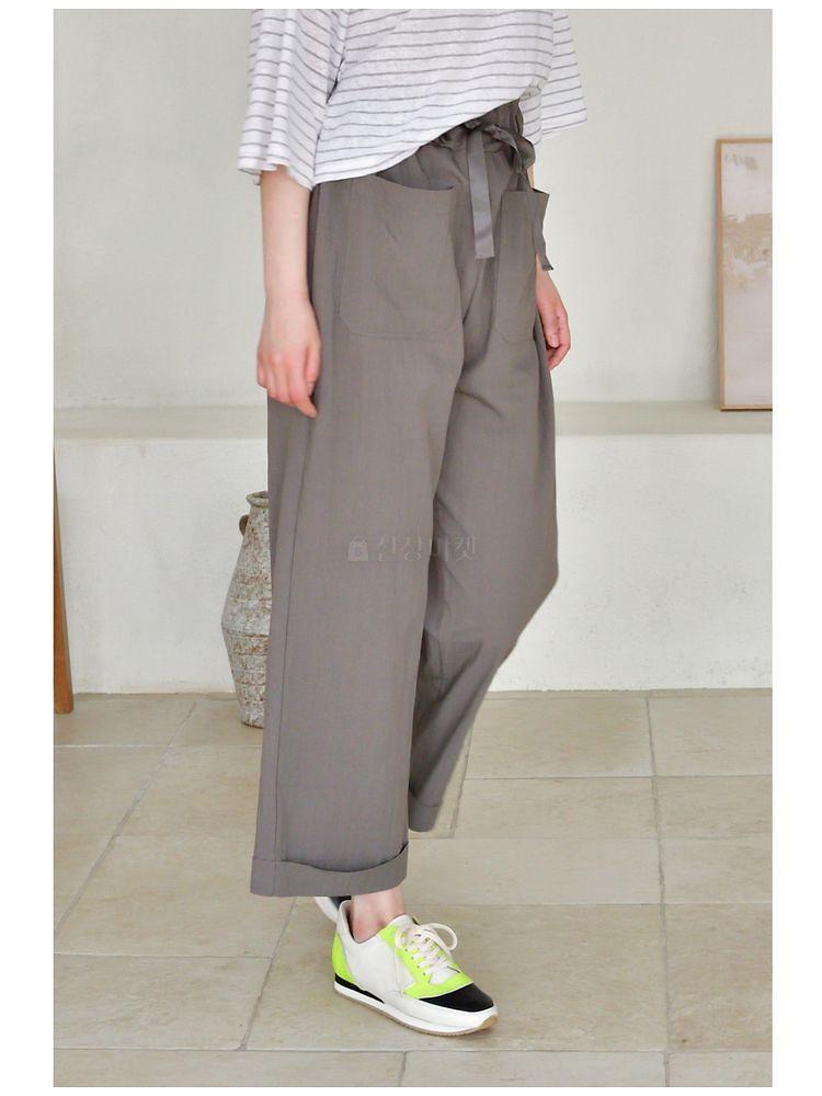 UERE - Korean Children Fashion - #Kfashion4kids - Band Pants
