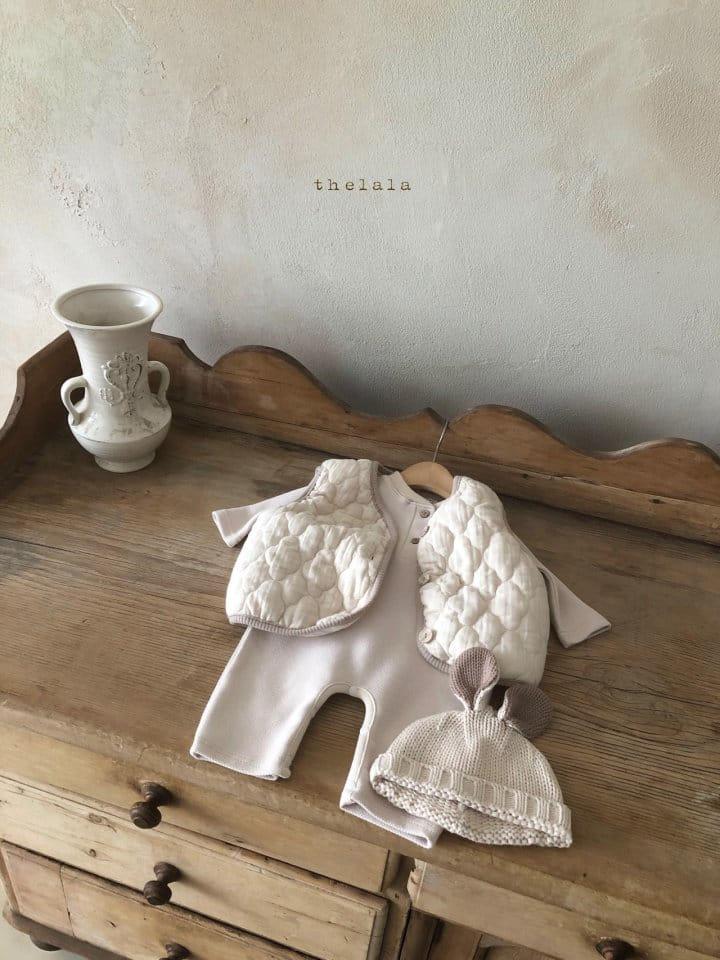 LALA - Korean Children Fashion - #Kfashion4kids - Rabbit Knit Bonnet - 3