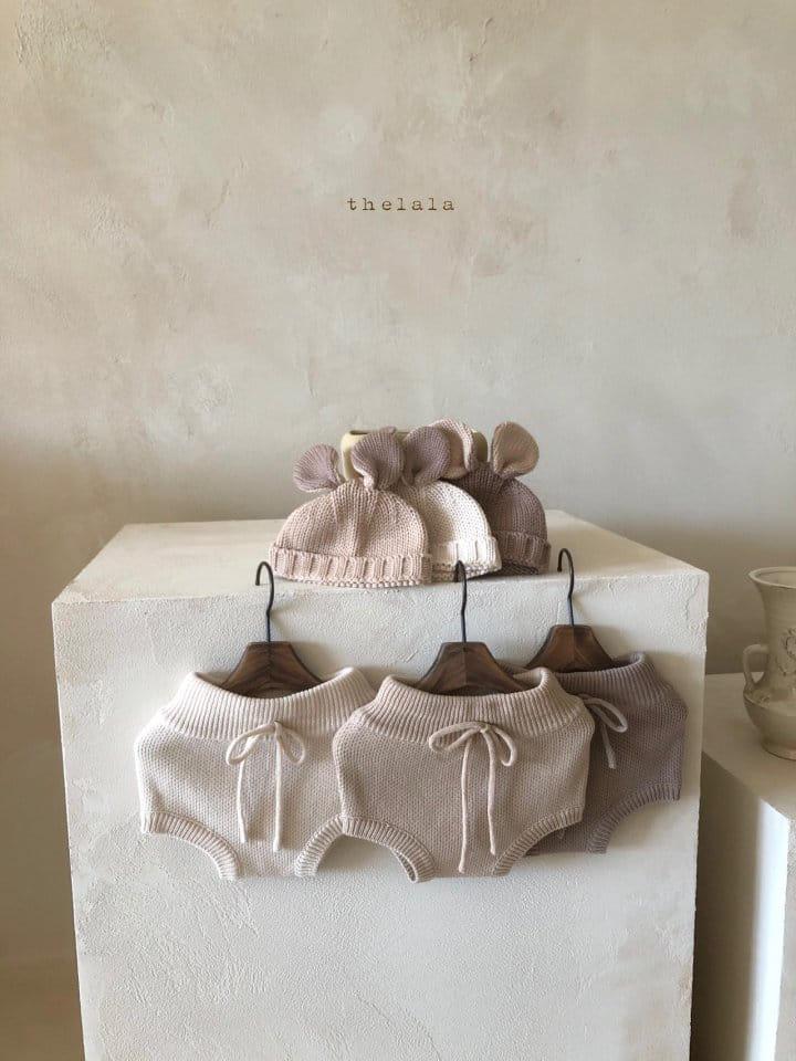 LALA - Korean Children Fashion - #Kfashion4kids - Rabbit Knit Bonnet - 8