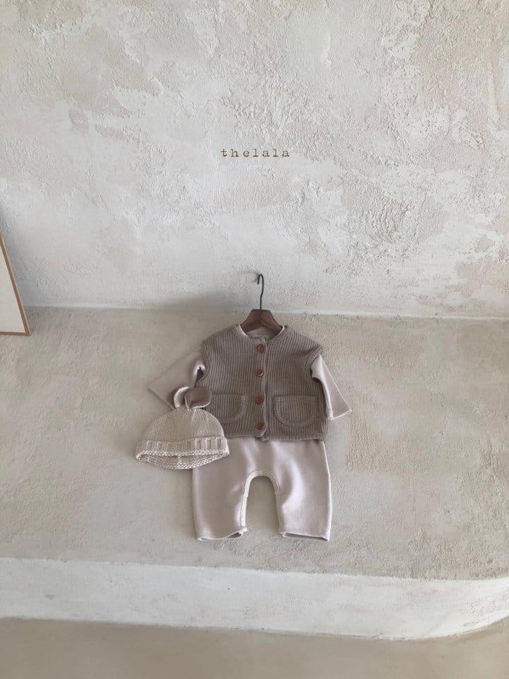 LALA - Korean Children Fashion - #Kfashion4kids - Rabbit Knit Bonnet - 9