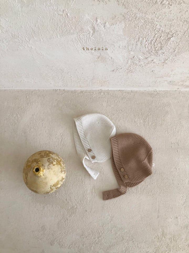 LALA - Korean Children Fashion - #Kfashion4kids - Knitting Bonnet - 12