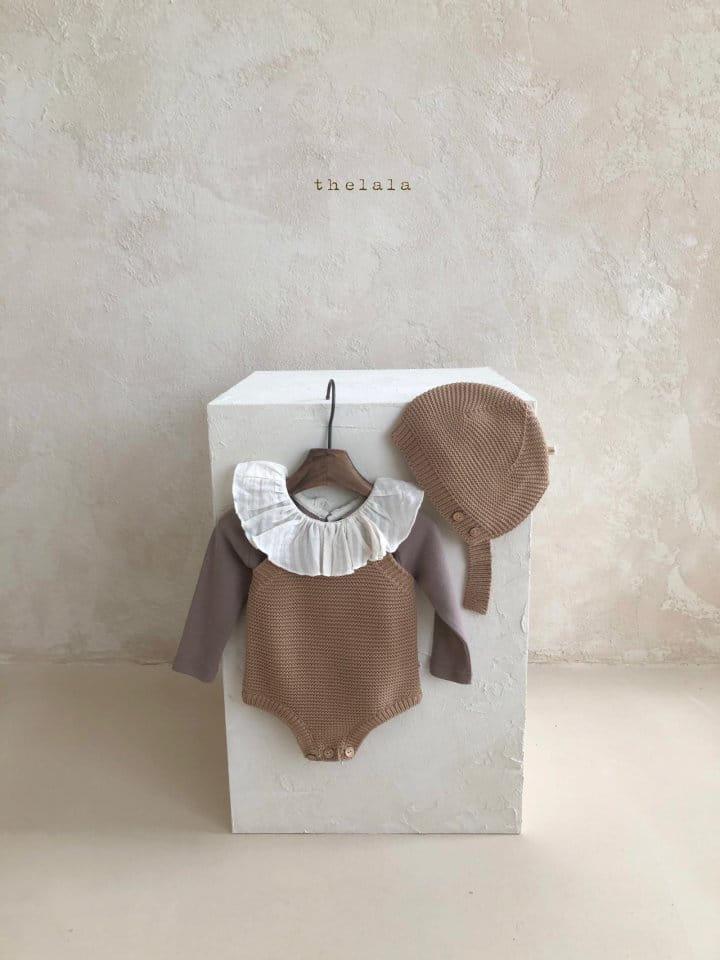 LALA - Korean Children Fashion - #Kfashion4kids - Knitting Bonnet - 2