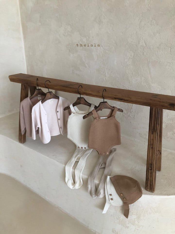 LALA - Korean Children Fashion - #Kfashion4kids - Knitting Bonnet - 3