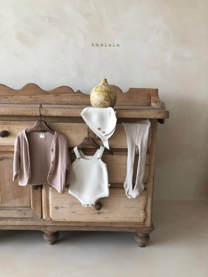LALA - Korean Children Fashion - #Kfashion4kids - Knitting Bonnet - 4
