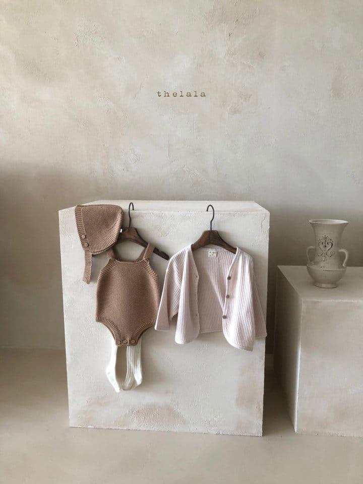 LALA - Korean Children Fashion - #Kfashion4kids - Knitting Bonnet - 5