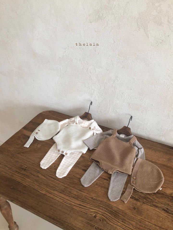 LALA - Korean Children Fashion - #Kfashion4kids - Knitting Bonnet - 9