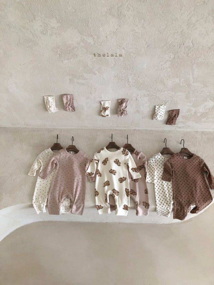 LALA - Korean Children Fashion - #Kfashion4kids - Going Turban - 2