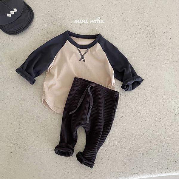 MINI ROBE - Korean Children Fashion - #Kfashion4kids - Daily Leggings - 10