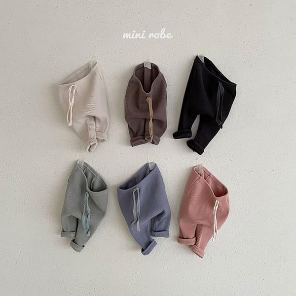 MINI ROBE - Korean Children Fashion - #Kfashion4kids - Daily Leggings - 4