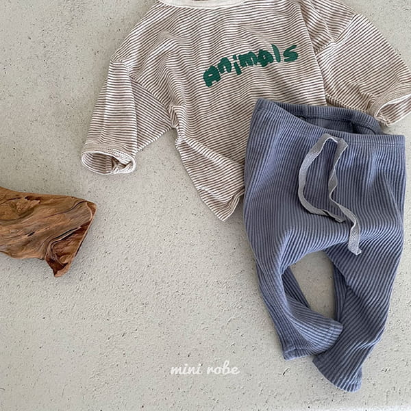 MINI ROBE - Korean Children Fashion - #Kfashion4kids - Daily Leggings - 7