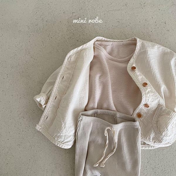 MINI ROBE - Korean Children Fashion - #Kfashion4kids - Daily Leggings - 8