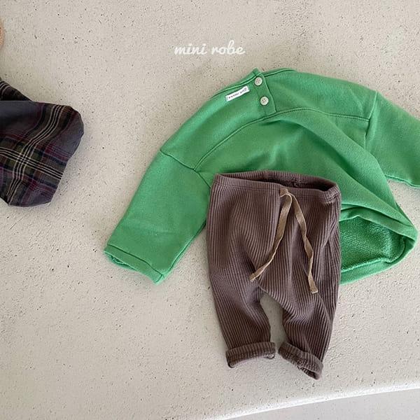 MINI ROBE - Korean Children Fashion - #Kfashion4kids - Daily Leggings - 9