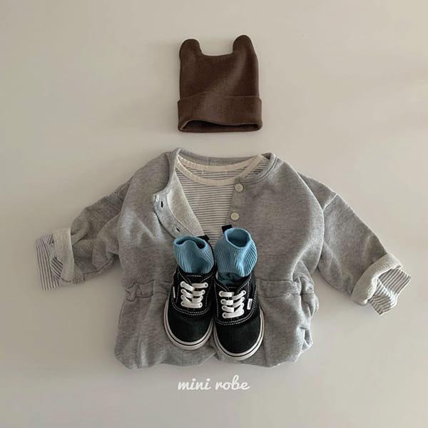 MINI ROBE - Korean Children Fashion - #Kfashion4kids - Rabit Beanie - 10