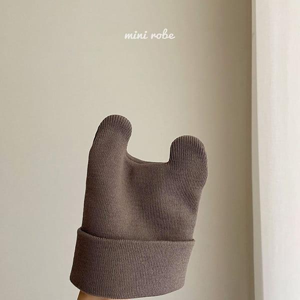 MINI ROBE - Korean Children Fashion - #Kfashion4kids - Rabit Beanie - 8