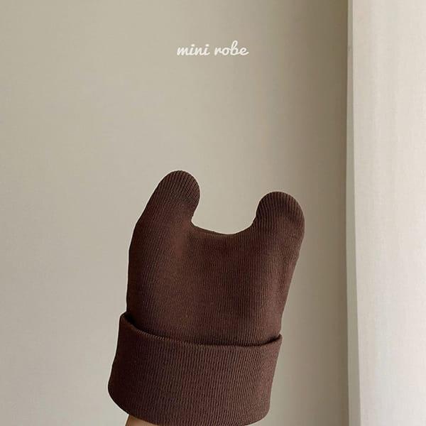 MINI ROBE - Korean Children Fashion - #Kfashion4kids - Rabit Beanie - 9