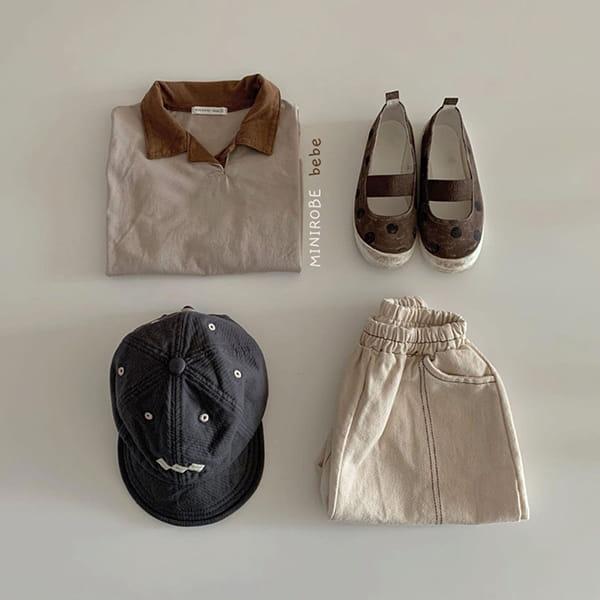 MINI ROBE - Korean Children Fashion - #Kfashion4kids - Stitch Pants - 10