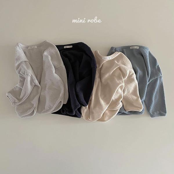 MINI ROBE - Korean Children Fashion - #Kfashion4kids - Wendy Tee - 2