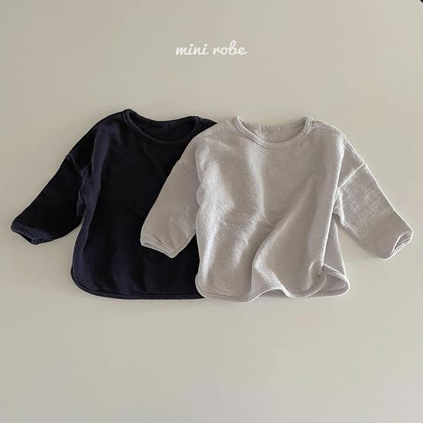 MINI ROBE - Korean Children Fashion - #Kfashion4kids - Wendy Tee - 4