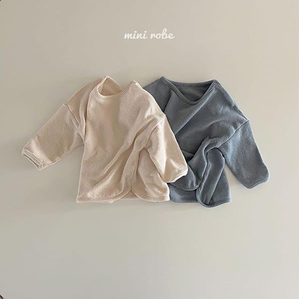 MINI ROBE - Korean Children Fashion - #Kfashion4kids - Wendy Tee - 5