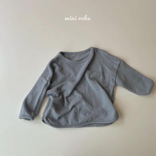 MINI ROBE - Korean Children Fashion - #Kfashion4kids - Wendy Tee - 7