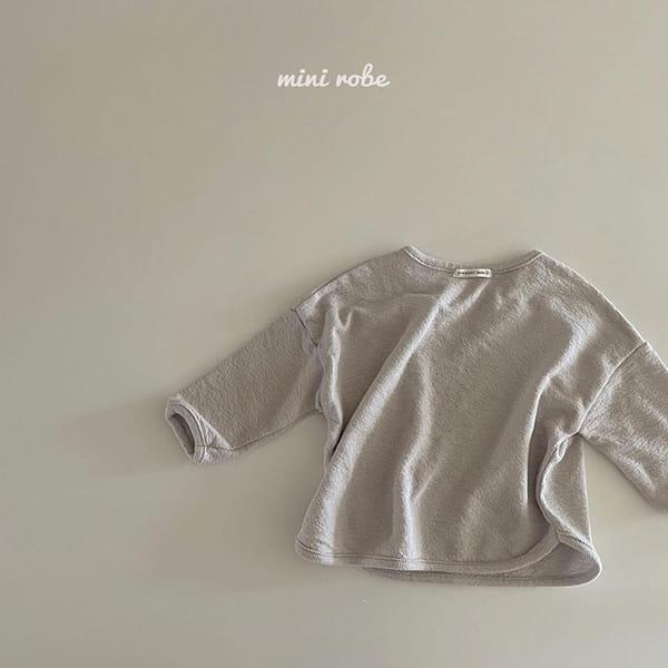 MINI ROBE - Korean Children Fashion - #Kfashion4kids - Wendy Tee - 8