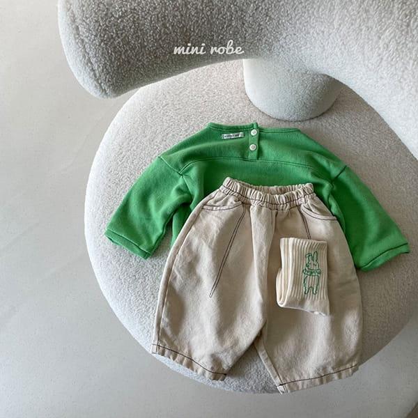 MINI ROBE - Korean Children Fashion - #Kfashion4kids - Cloud Sweatshirt - 10