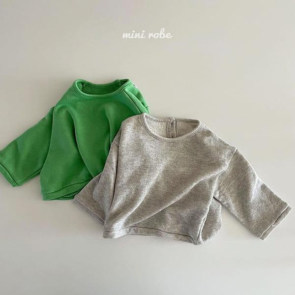 MINI ROBE - Korean Children Fashion - #Kfashion4kids - Cloud Sweatshirt - 5