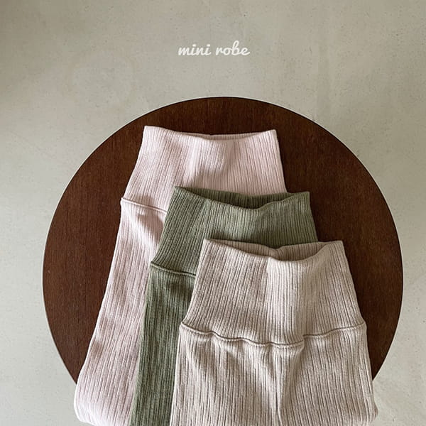 MINI ROBE - Korean Children Fashion - #Kfashion4kids - Cozy Leggings - 12