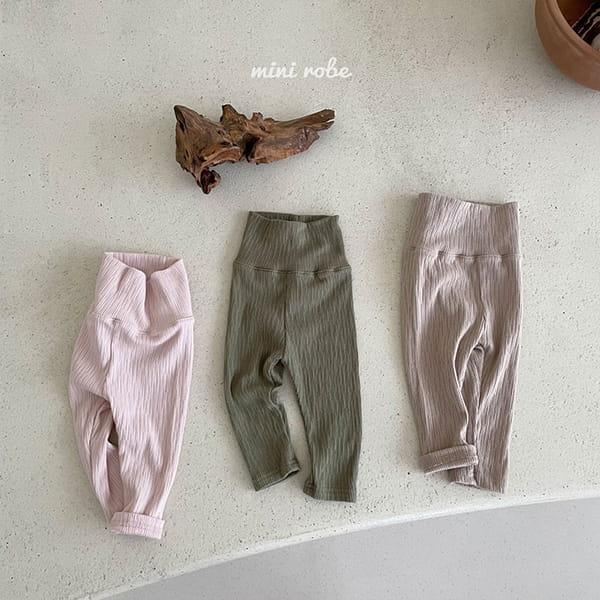MINI ROBE - Korean Children Fashion - #Kfashion4kids - Cozy Leggings - 2