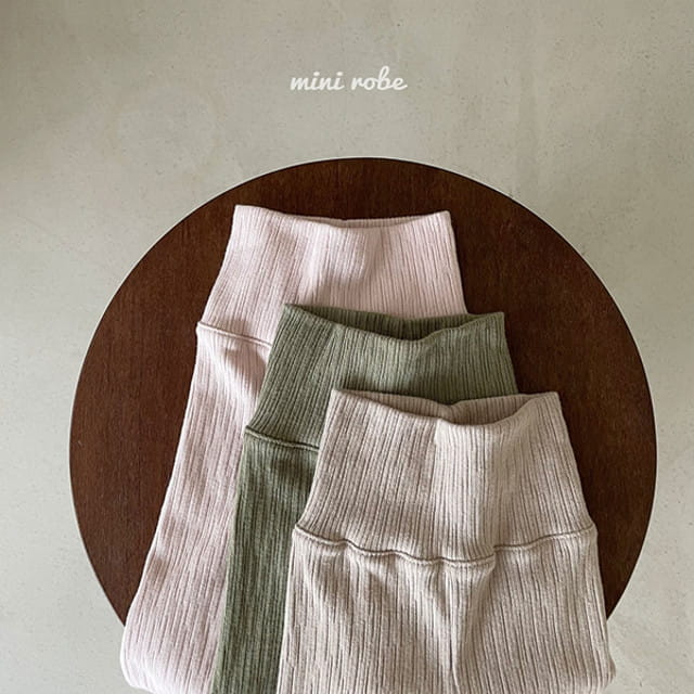 MINI ROBE - BRAND - Korean Children Fashion - #Kfashion4kids - Cozy Leggings