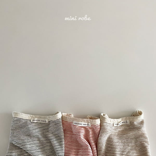 MINI ROBE - Korean Children Fashion - #Kfashion4kids - Animal Tee - 5