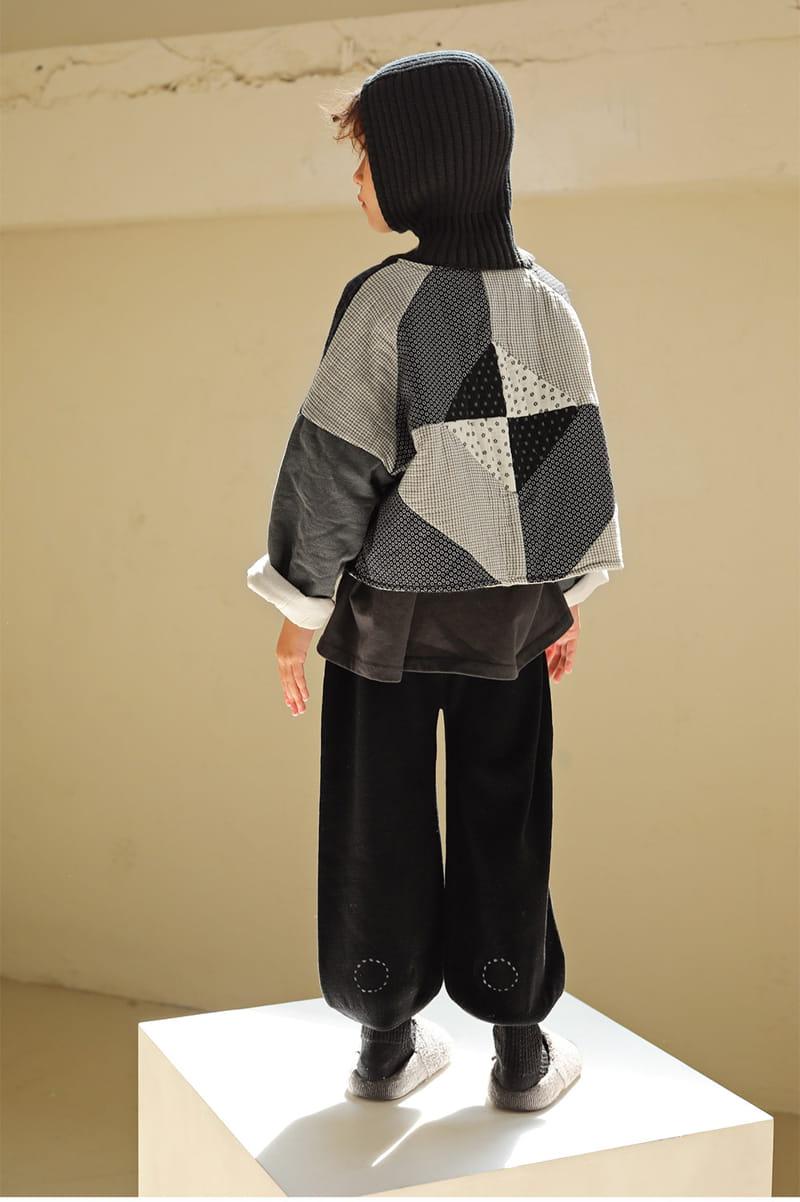 BIEN A BIEN - Korean Children Fashion - #Kfashion4kids - Miel Jacket