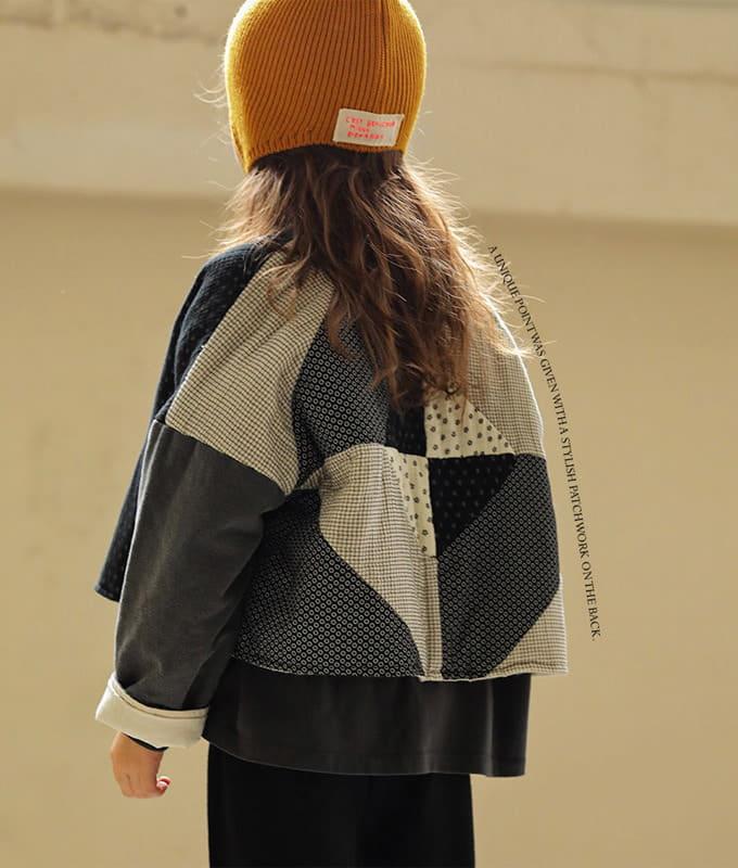 BIEN A BIEN - BRAND - Korean Children Fashion - #Kfashion4kids - Miel Jacket