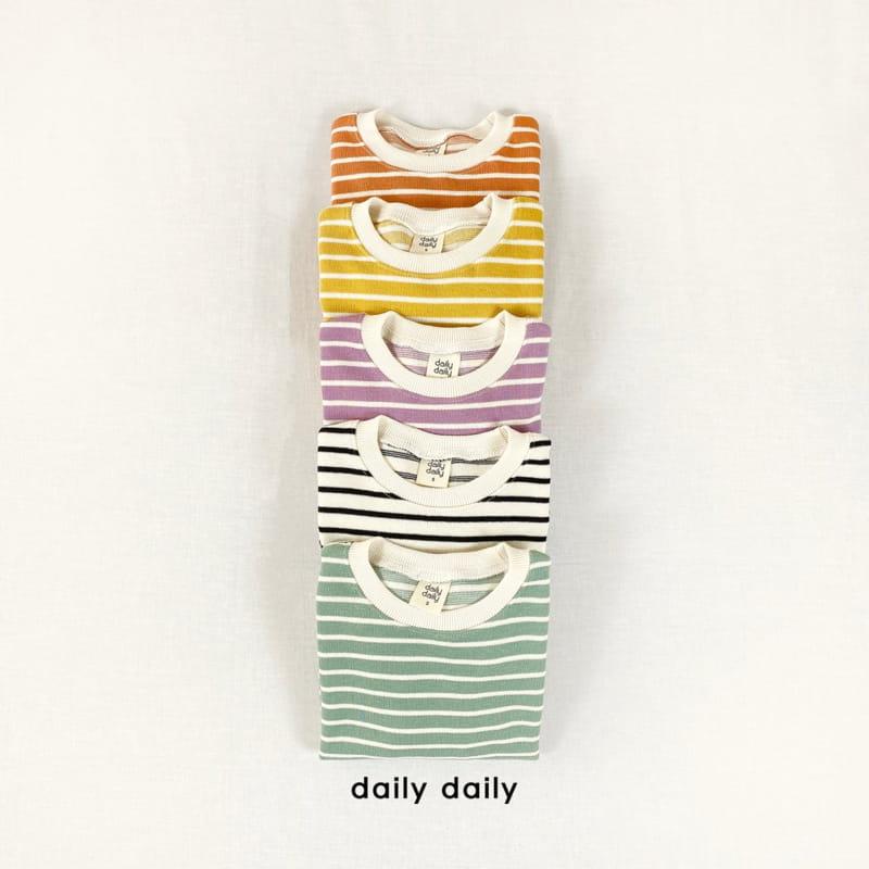 DAILY DAILY - Korean Children Fashion - #Kfashion4kids - From Now To Spring Sweatshirt - 11