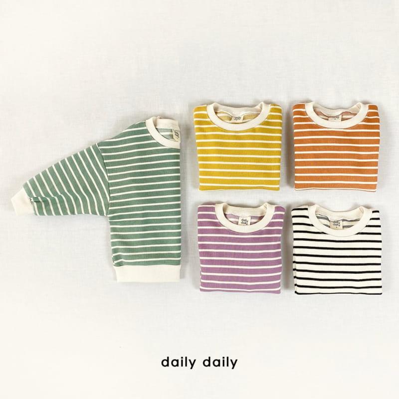 DAILY DAILY - Korean Children Fashion - #Kfashion4kids - From Now To Spring Sweatshirt - 12