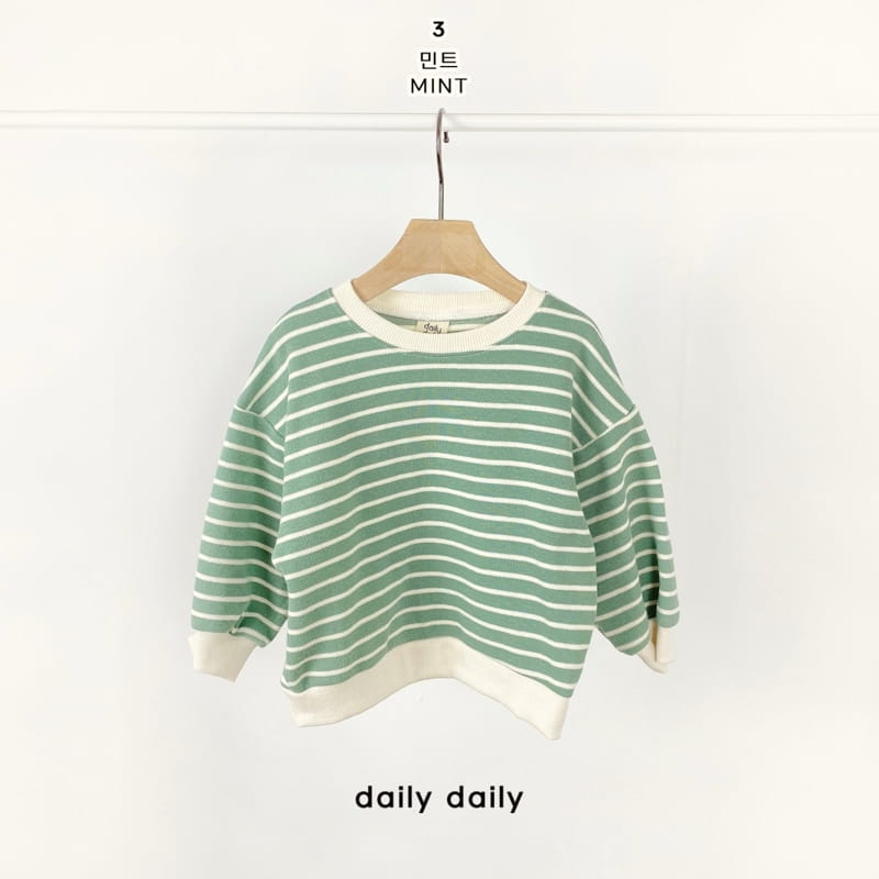 DAILY DAILY - Korean Children Fashion - #Kfashion4kids - From Now To Spring Sweatshirt - 4