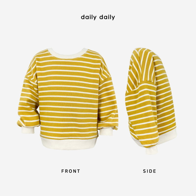 DAILY DAILY - Korean Children Fashion - #Kfashion4kids - From Now To Spring Sweatshirt - 8