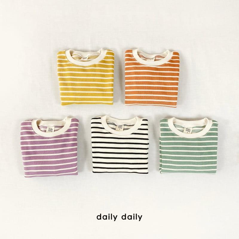 DAILY DAILY - Korean Children Fashion - #Kfashion4kids - From Now To Spring Sweatshirt - 9