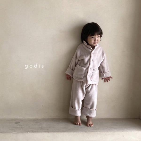 GODIS - Korean Children Fashion - #Kfashion4kids - Fluffy Pajamas - 12