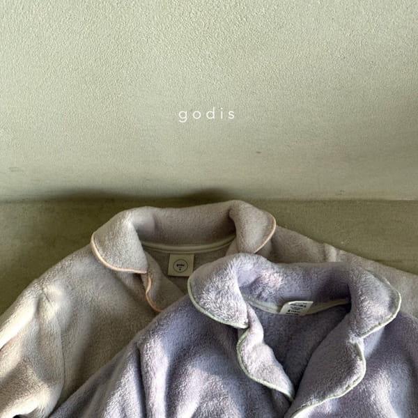 GODIS - Korean Children Fashion - #Kfashion4kids - Fluffy Pajamas - 3