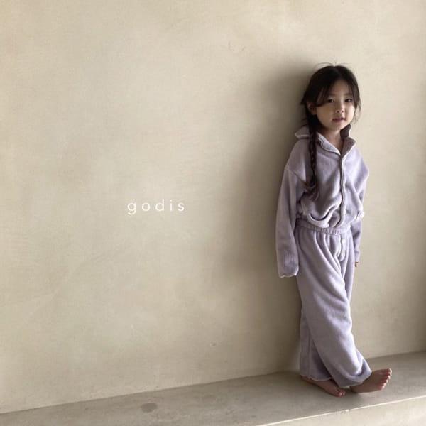 GODIS - Korean Children Fashion - #Kfashion4kids - Fluffy Pajamas - 7