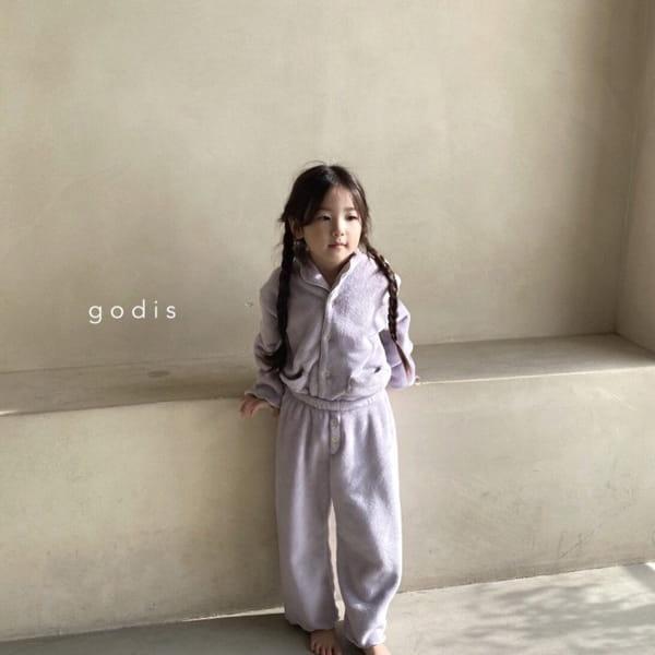 GODIS - Korean Children Fashion - #Kfashion4kids - Fluffy Pajamas - 8