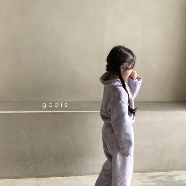 GODIS - Korean Children Fashion - #Kfashion4kids - Fluffy Pajamas - 9
