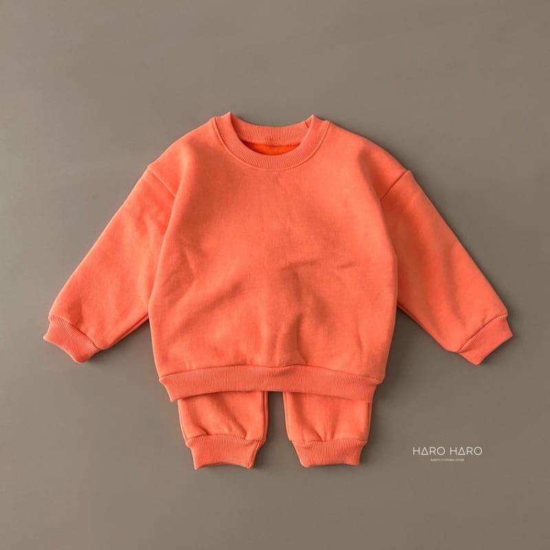 HARO HARO - Korean Children Fashion - #Kfashion4kids - Nunnunana Top Bottom Set - 7