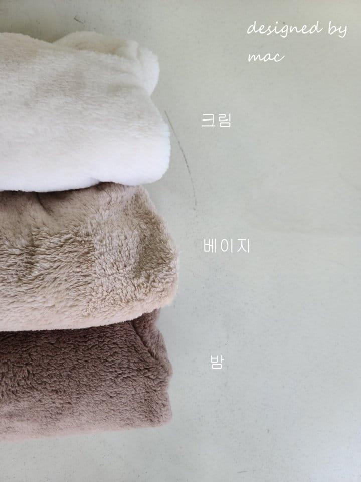 MAC - Korean Children Fashion - #Kfashion4kids - Bear Hoody Zip-up - 8