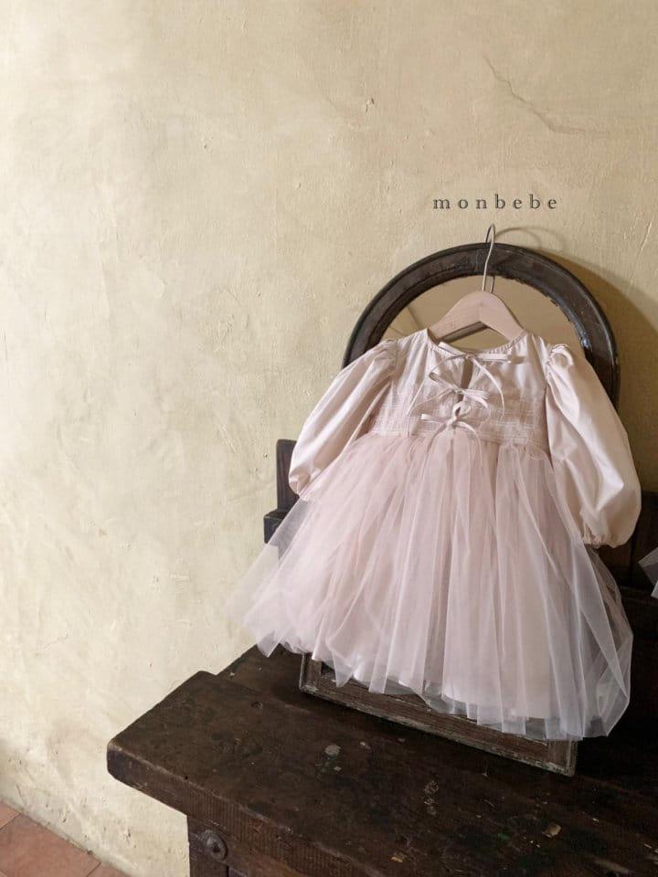 MONBEBE - Korean Children Fashion - #Kfashion4kids - Katy One-piece - 12